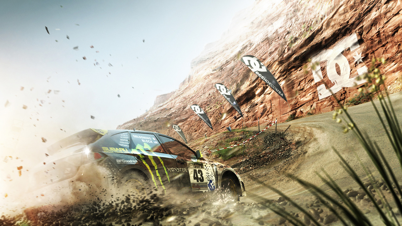 Pantallazo de Colin McRae: DiRT 2 para PC