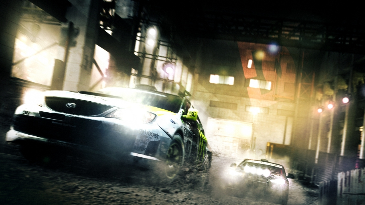 Pantallazo de Colin McRae: DiRT 2 para PlayStation 3