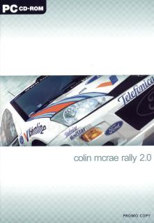 Caratula de Colin McRae Rally 2.0 para PC