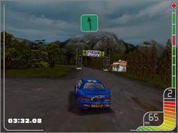 Pantallazo de Colin McRae Rally para PC