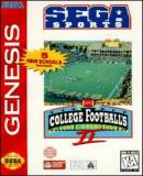 Caratula nº 28903 de College Football's National Championship II (200 x 282)