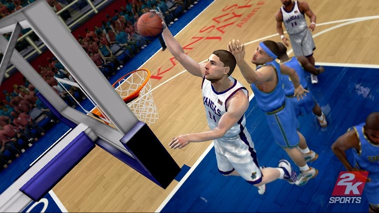 Pantallazo de College Hoops 2K7 para PlayStation 3