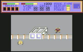Pantallazo de Colony para Commodore 64