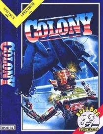 Caratula de Colony para Spectrum