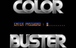 Pantallazo de Color Buster para PC