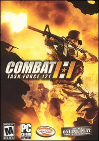 Caratula de Combat: Task Force 121 para PC