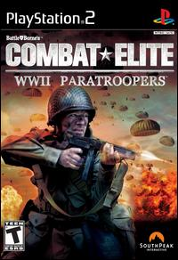 Combat Elite: WWII Paratroopers - PlayStation 2 Caratula nº 81728 (1