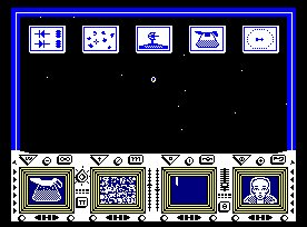 Pantallazo de Comet Game, The para Amstrad CPC