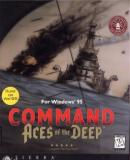 Carátula de Command: Aces of the Deep