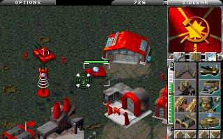 Pantallazo de Command & Conquer: Red Alert -- The Aftermath para PC