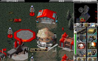 Pantallazo de Command & Conquer: Red Alert -- The Arsenal [Jewel Case] para PC