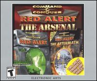 Caratula de Command & Conquer: Red Alert -- The Arsenal [Jewel Case] para PC