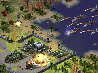 Pantallazo de Command & Conquer: Red Alert 2 -- Collector's Edition para PC