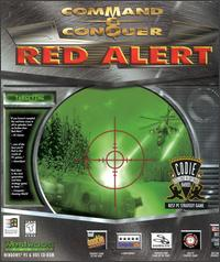 Caratula de Command & Conquer: Red Alert para PC