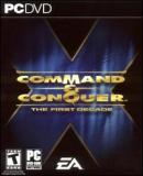 Caratula nº 72604 de Command & Conquer: The First Decade (200 x 276)