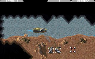 Pantallazo de Command & Conquer: Theater of War para PC