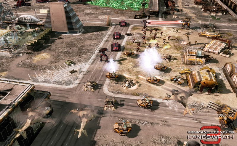 Pantallazo de Command & Conquer 3: Kane's Wrath para PC