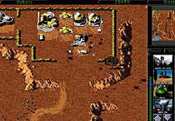 Pantallazo de Command & Conquer Gold para PC
