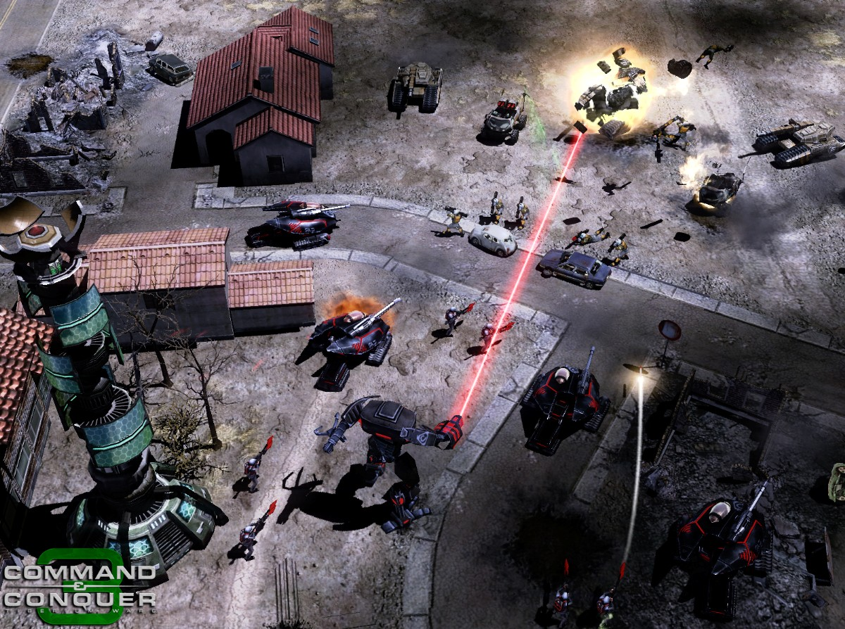 [D-link MediaFire] Kho game PC hay Foto+Command+&+Conquer+3:+Tiberium+Wars+-+Kane+Edition