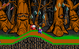 Pantallazo de Commander Keen: Goodbye Galaxy! para PC