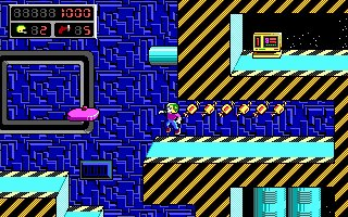 Pantallazo de Commander Keen V: The Armageddon Machine para PC