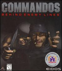 Caratula de Commandos: Behind Enemy Lines para PC