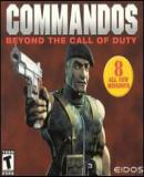 Carátula de Commandos: Beyond the Call of Duty [Jewel Case]