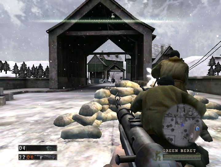 Pantallazo de Commandos: Strike Force para Xbox