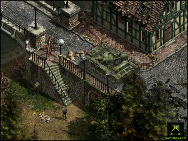 Pantallazo de Commandos 2: Men of Courage para Xbox