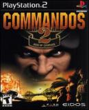 Caratula nº 77419 de Commandos 2: Men of Courage (200 x 283)