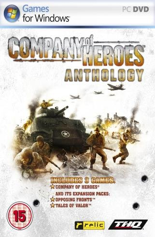 Caratula de Company of Heroes: Anthology para PC