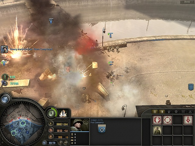 Pantallazo de Company of Heroes: Anthology para PC