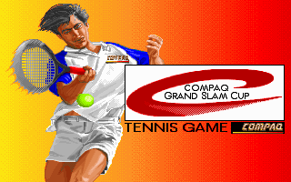 Pantallazo de Compaq Grand Slam Cup para PC
