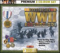 Caratula de Complete WWII Collection: Express Edition, The para PC