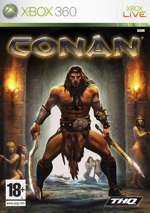 Conan PS3 Game