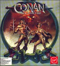 Caratula de Conan The Cimmerian para PC
