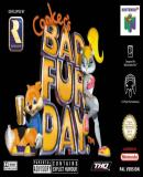 Carátula de Conker's Bad Fur Day