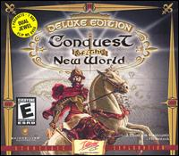 Caratula de Conquest of the New World: Deluxe Edition/Castles II: Siege & Conquest [Dual Jewel] para PC