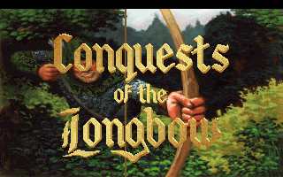 Pantallazo de Conquests Of The Longbow: The legend of Robin Hood para PC