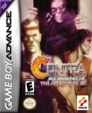Carátula de Contra Advance: The Alien Wars EX