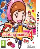 Carátula de Cooking Mama 4