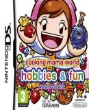 Carátula de Cooking Mama World: Hobbies and Fun
