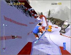 Pantallazo de Cool Boarders 2001 para PlayStation 2