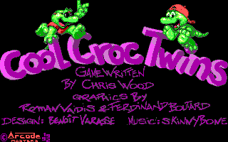 Pantallazo de Cool Croc Twins para PC