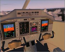Pantallazo de Corporate Pilot 2 para PC