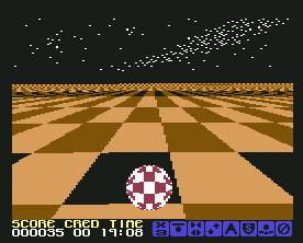 Pantallazo de Cosmic Causeway: Trailblazer II para Commodore 64