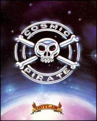 Caratula de Cosmic Pirate para Commodore 64
