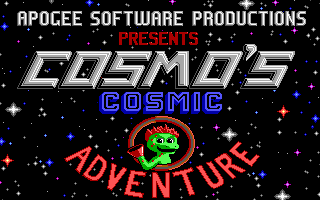 Pantallazo de Cosmo's Cosmic Adventure para PC