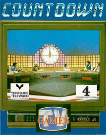Caratula de Countdown para Commodore 64