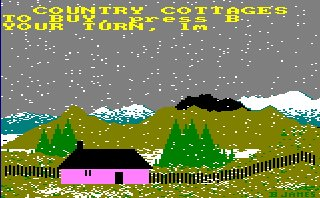 Pantallazo de Country Cottages para Amstrad CPC